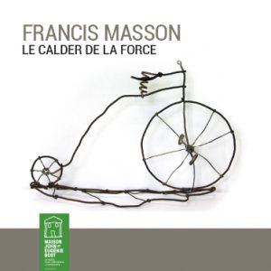 Couverture du catalogue Francis Masson