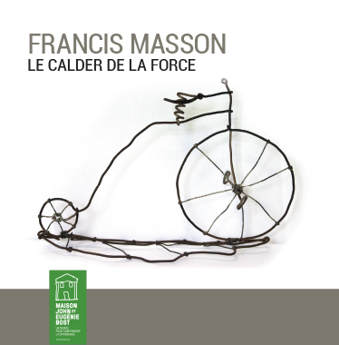 Couverture du catalogue Francis Masson