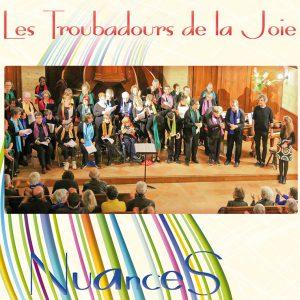 image du CD des Troubadours de la Joie